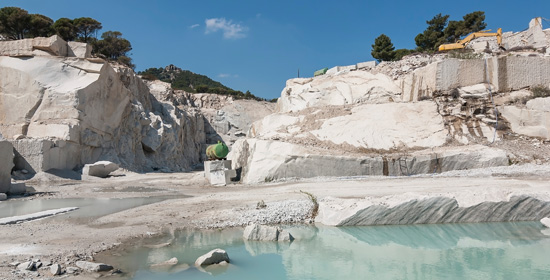 about quarries