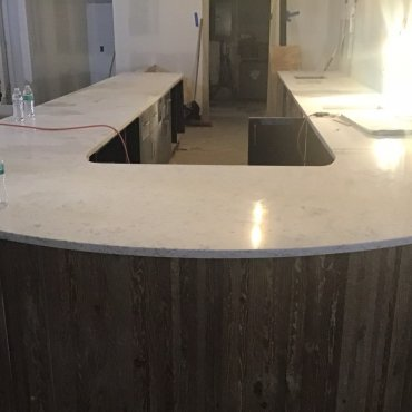 Commercial Bar top